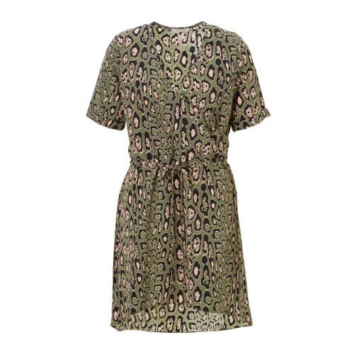 Lucy Leopard jurk