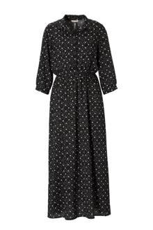 Emma maxi jurk met sterrenprint