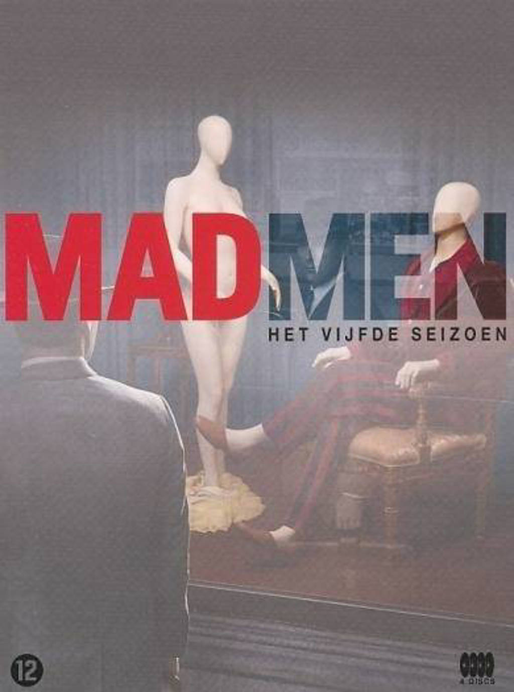 Mad Men - Seizoen 5 (DVD)