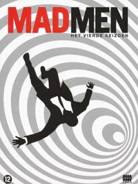 Mad men - Seizoen 4 (DVD)