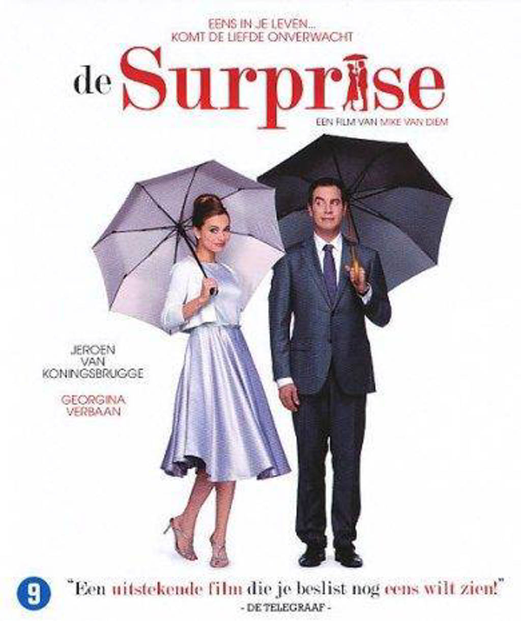 Surprise (Blu-ray)
