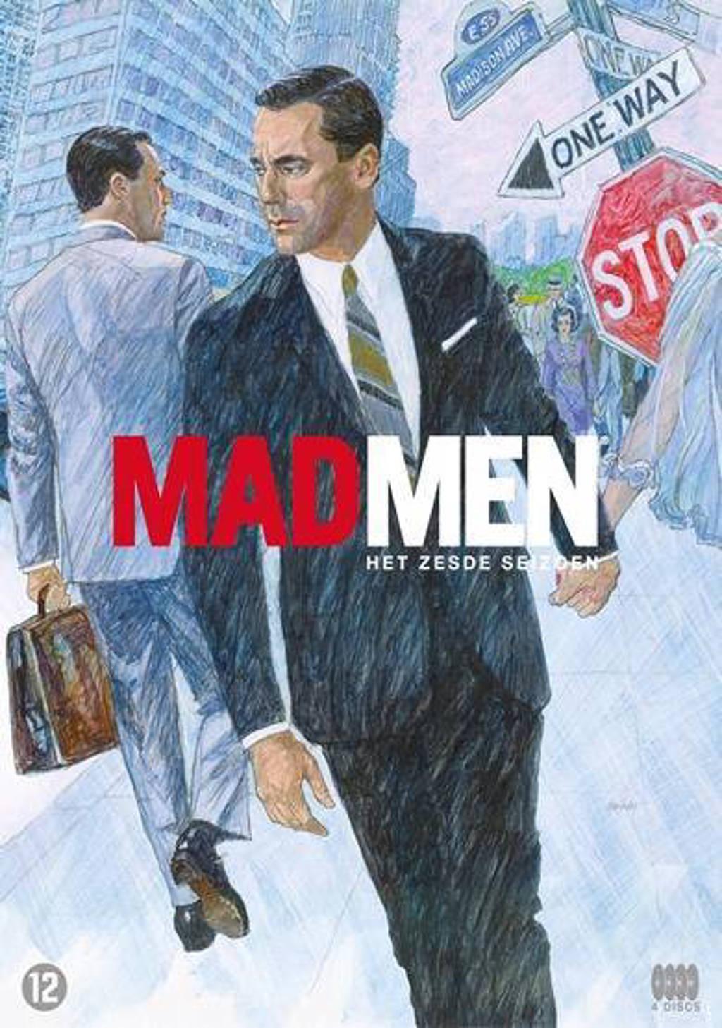 Mad Men - Seizoen 6 (DVD)