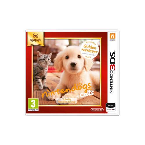 Nintendogs retriever en nieuwe vrienden (Nintendo 3DS) kopen
