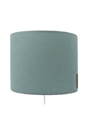 Classic wandlamp 20 cm stone green