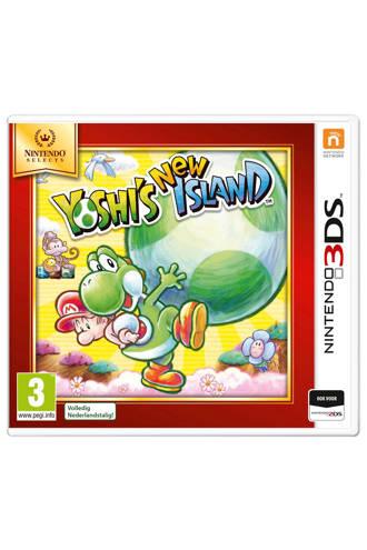 Yoshi's new island (Nintendo 3DS)