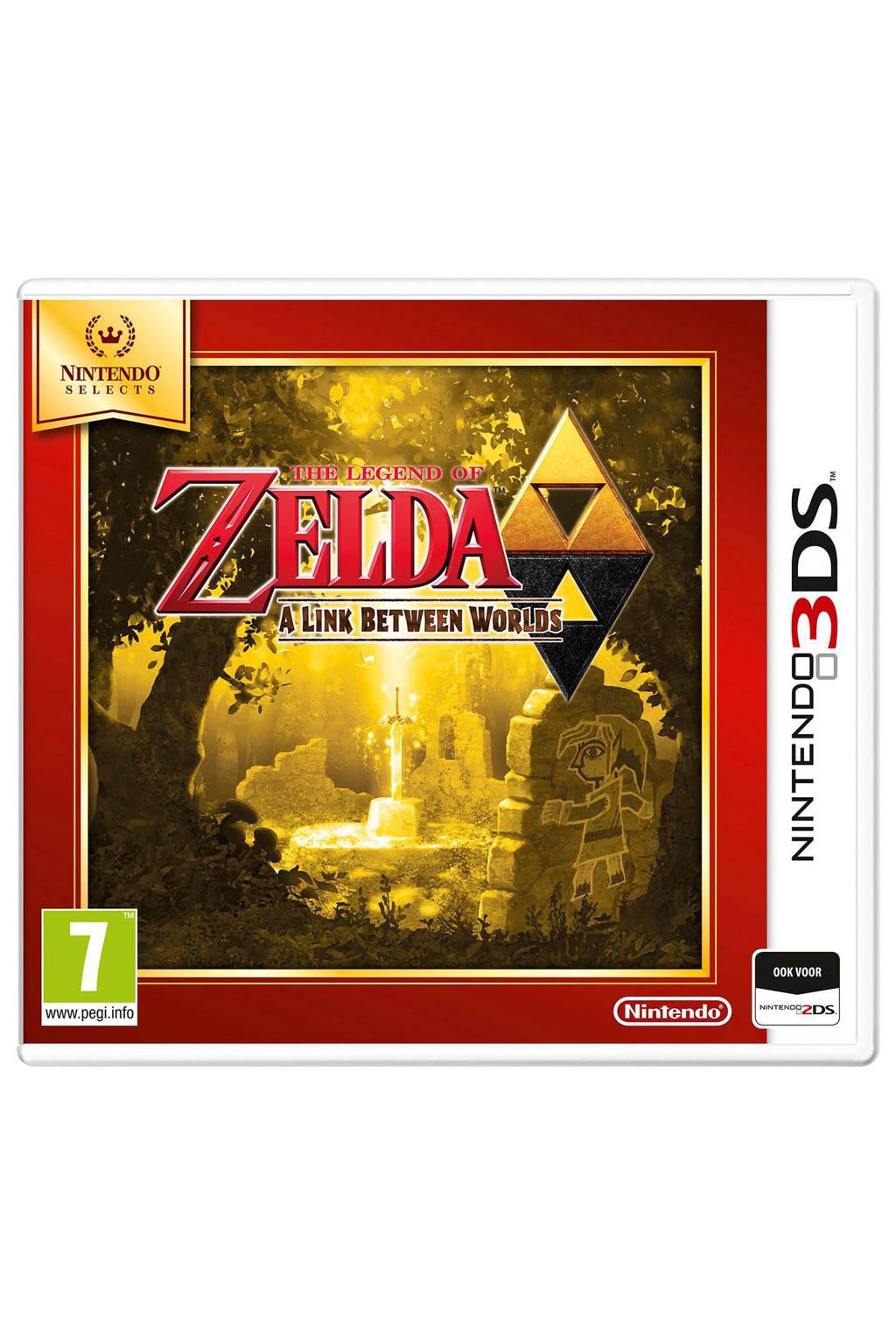 Legend of Zelda: A link between worlds (Nintendo 3DS)