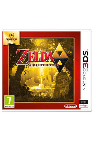 Legend of Zelda: A link between worlds (Nintendo 3DS)