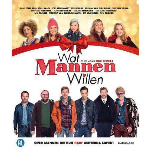 Wat mannen willen (Blu-ray) kopen