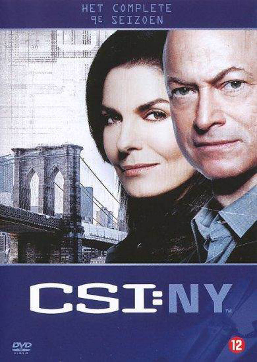 CSI New York - Seizoen 9 (DVD)