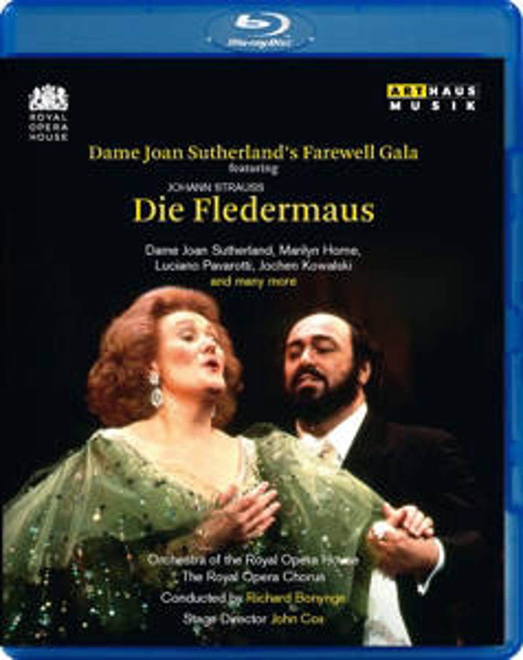 Howard,Gustafson, Sutherland - Dame Joan Sutherland Farewell Gala, (Blu-ray)