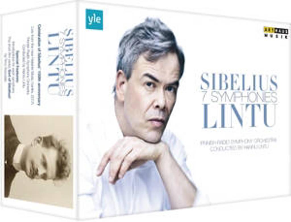Finnish Radio Symphony - Sibelius, 7 Symphonies, Hannu Lintu (Blu-ray)