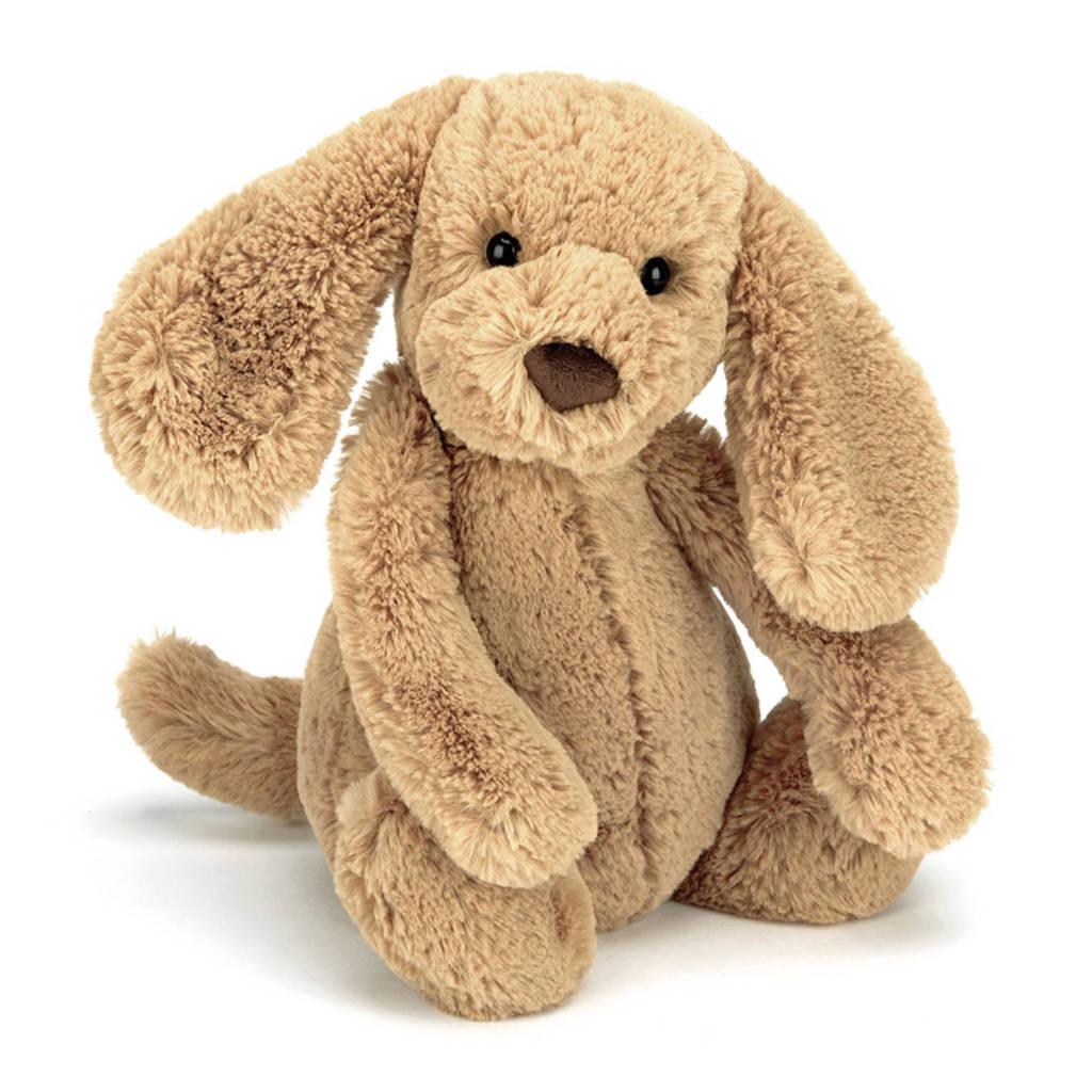 Jellycat Bashful toffee puppy knuffel 31 cm