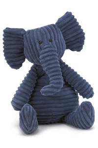 Jellycat Cordy Roy olifant knuffel 41 cm