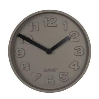 Concrete Time klok (Ø30 cm)
