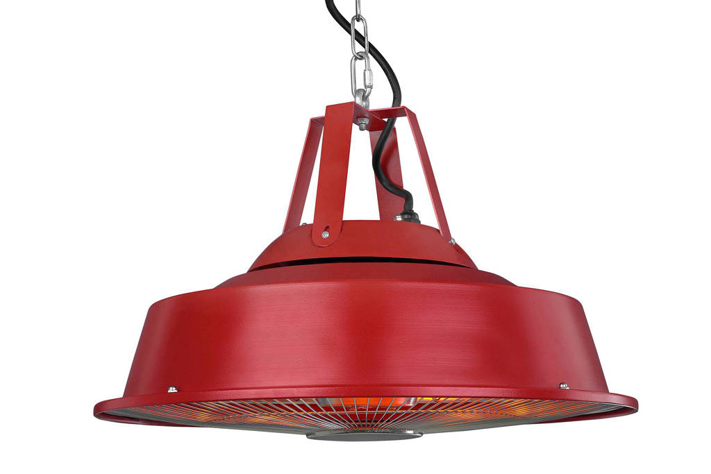 Eurom heater Sail, Rood