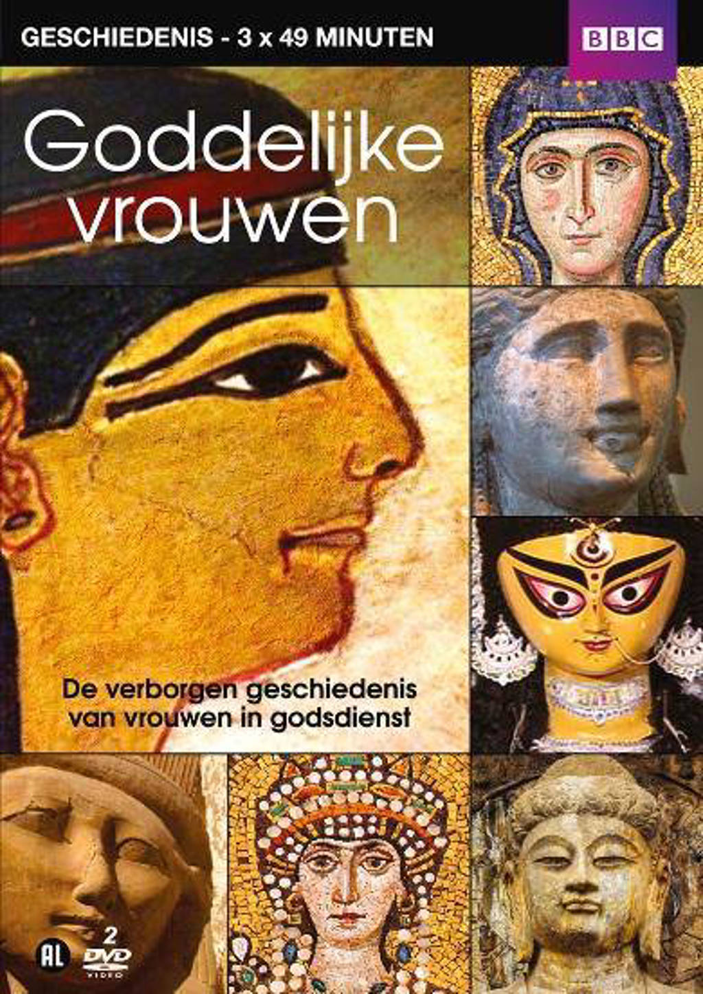 Goddelijke vrouwen (DVD)