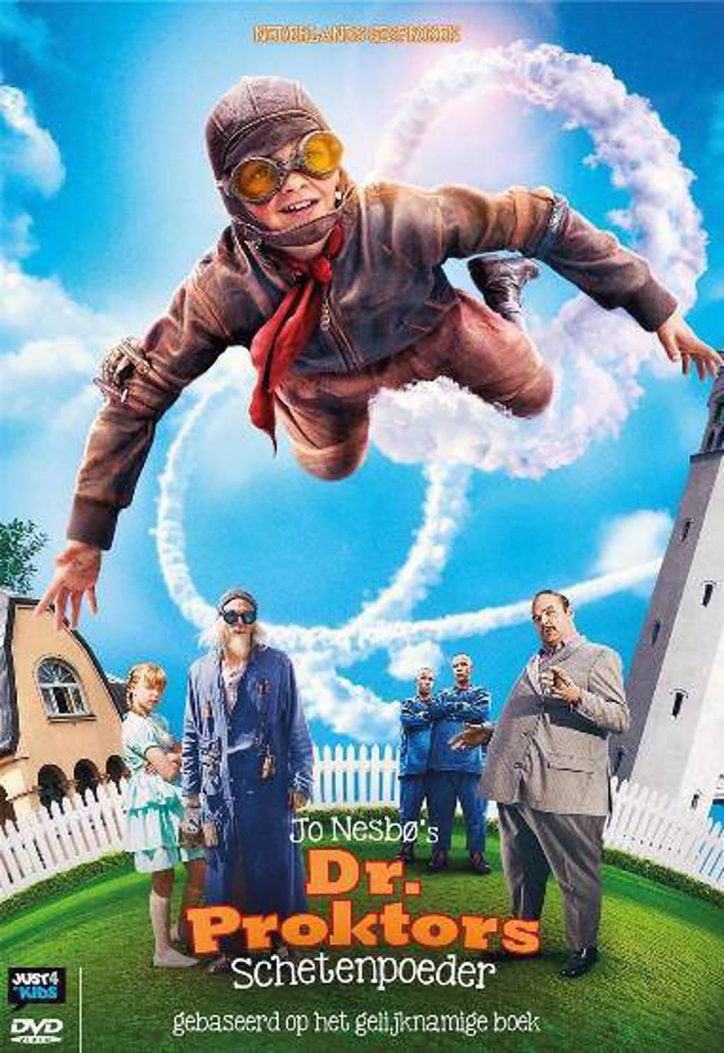 Dr. Proctors schetenpoeder (DVD)
