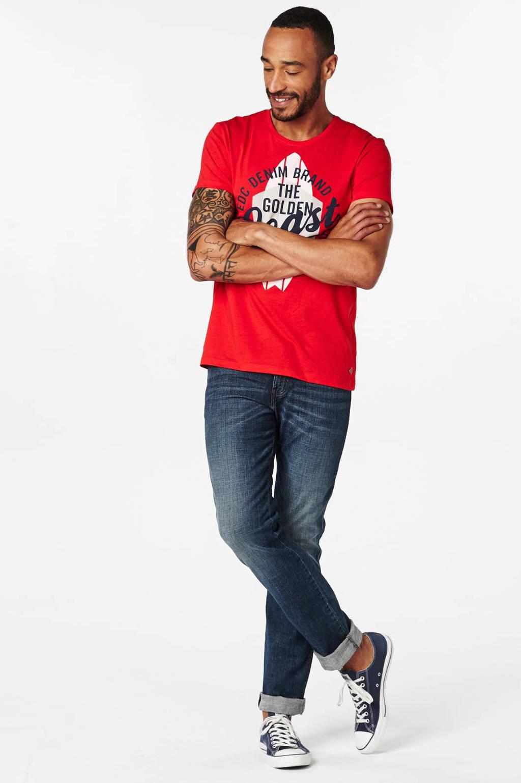 Wrangler  regular Arizona classic straight fit jeans, Green Sky