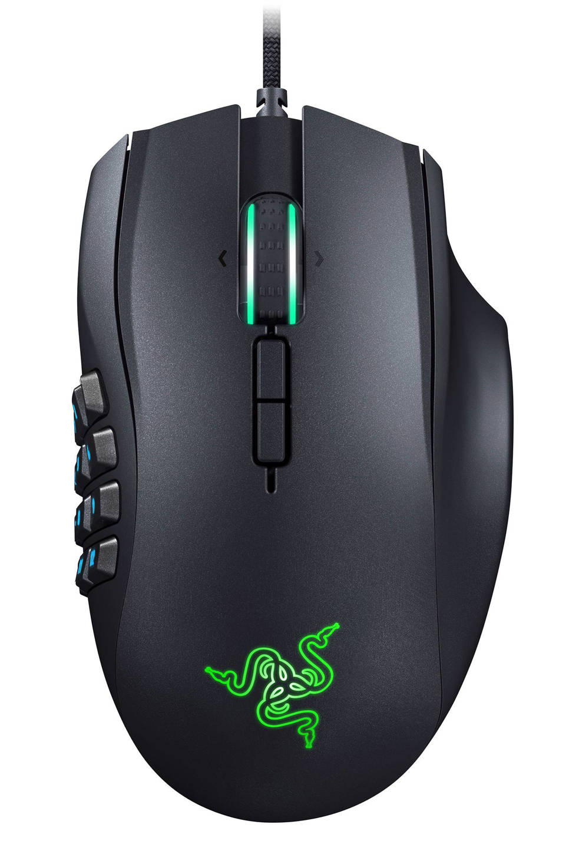 Razer 129387 Naga Chroma multi-color gaming muis