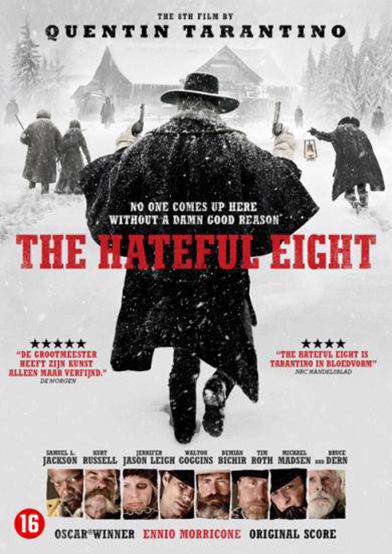 Hateful eight (DVD)