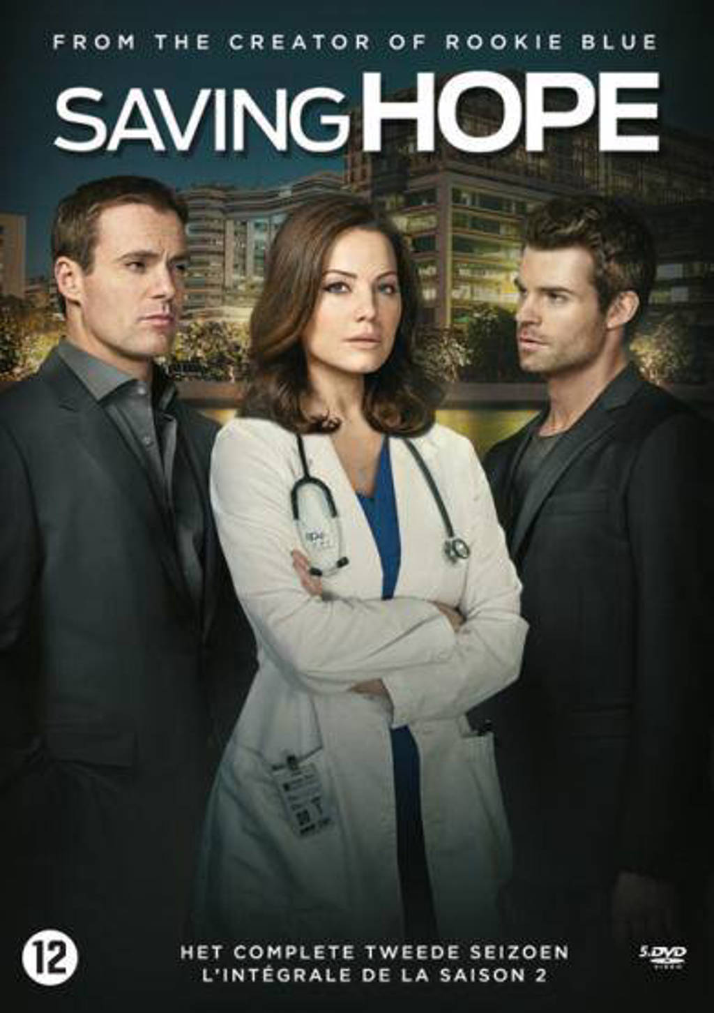 Saving hope - Seizoen 2 (DVD)