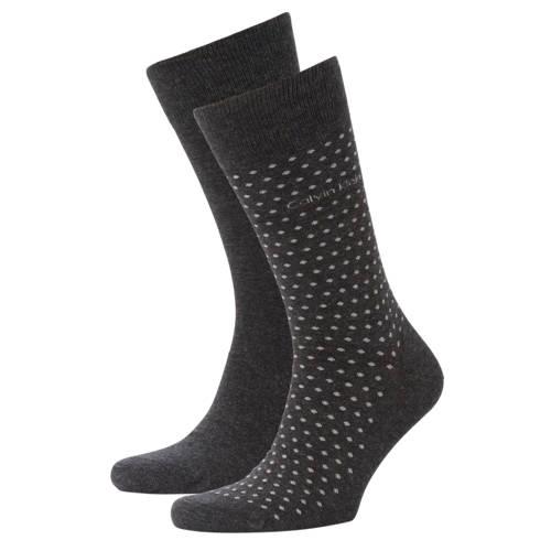 Calvin Klein sokken - 2 paar kopen