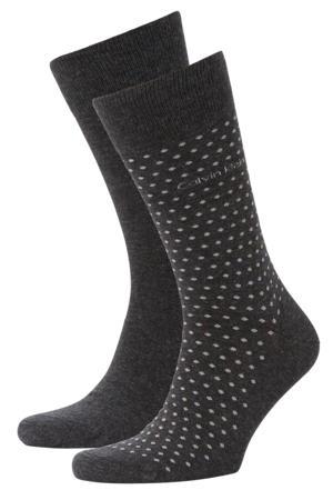 sokken - set van 2 multi