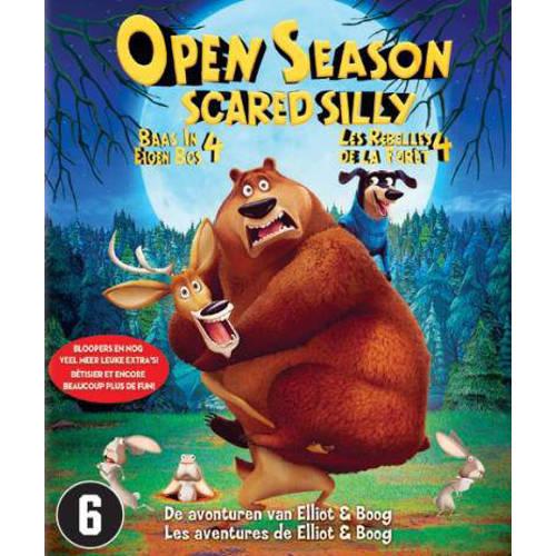 Baas in eigen bos 4 (Open season 4) (Blu-ray) kopen