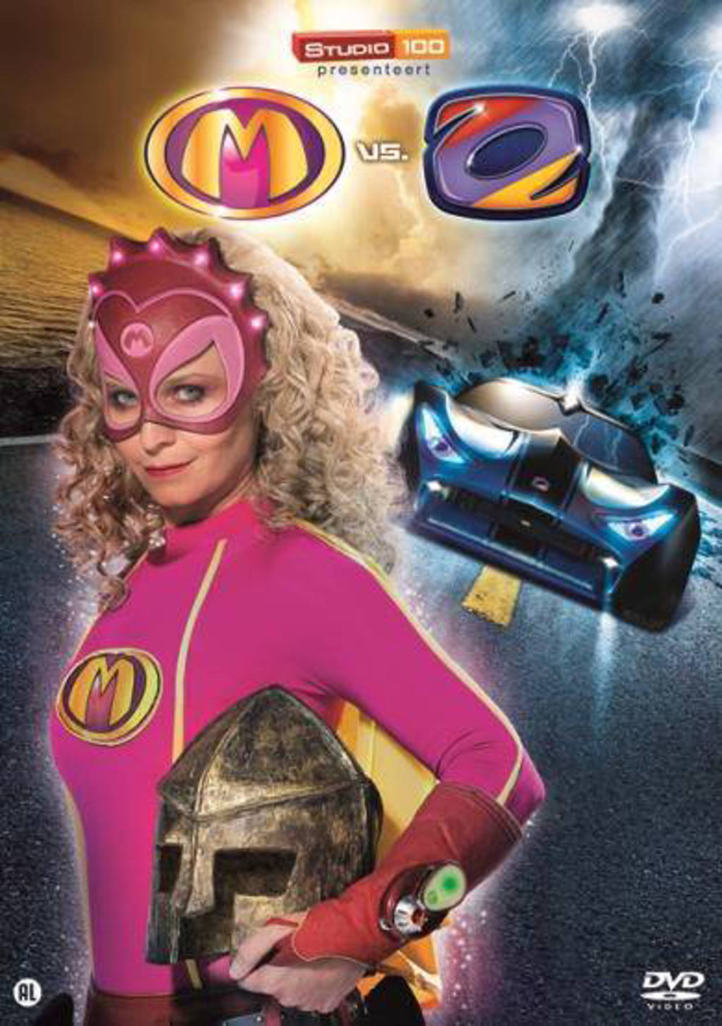 Mega Mindy Vs Rox (DVD)