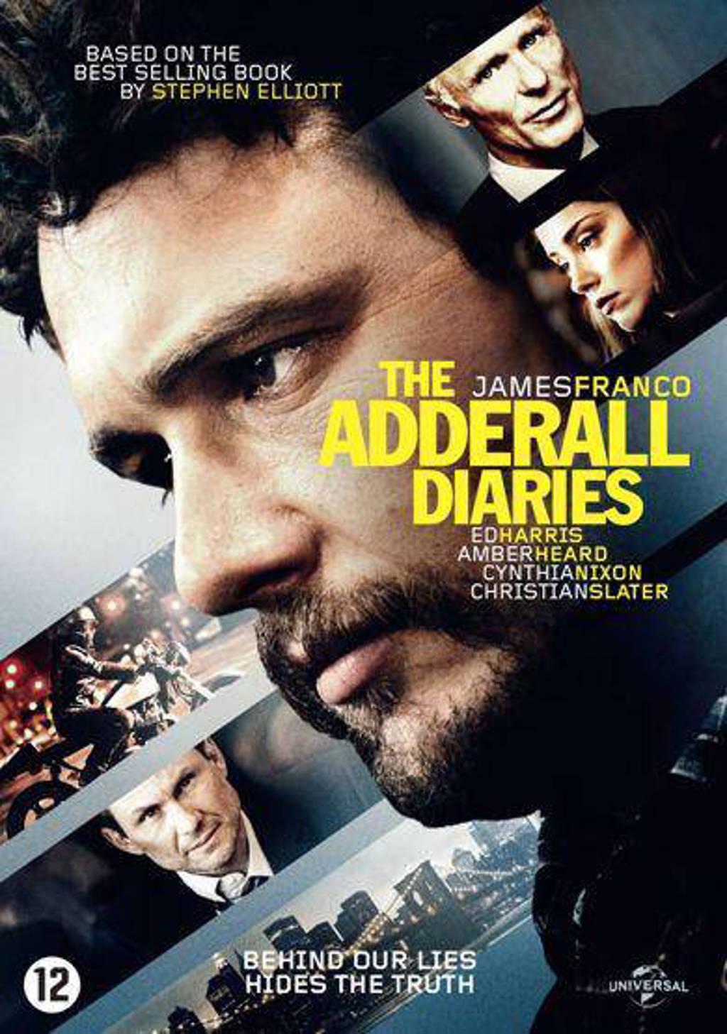 Adderall diaries (DVD)