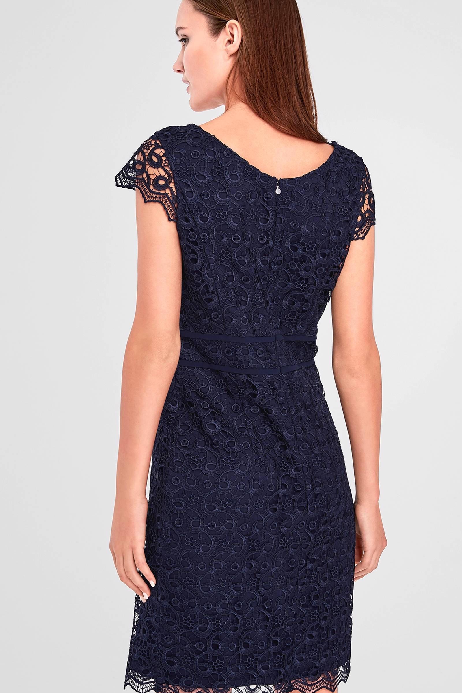 f3cca1133a14cd s.Oliver BLACK LABEL kanten jurk