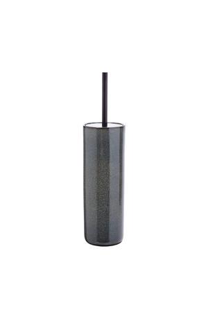 toiletborstelset Ugo (Ø10x38,5 cm)   zwart