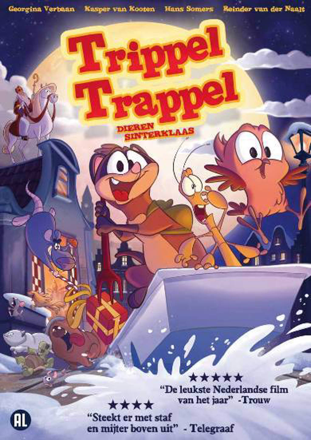 Trippel trappel (NL-only) (DVD)