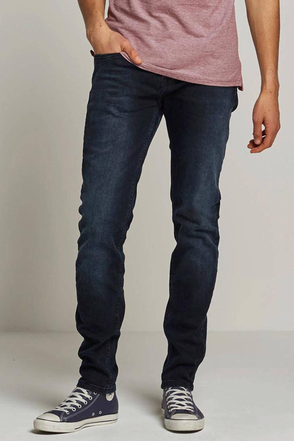 Cars slim fit jeans Blast blue black, Blue black