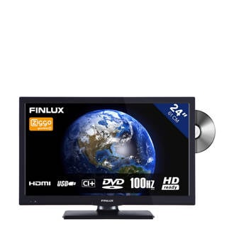 FLD2430WK HD Ready LED tv met DVD speler