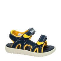 Timberland Perkins Row  sandalen donkerblauw/geel, Marine/geel