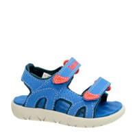 Timberland Perkins Row  sandalen blauw/rood, Lichtblauw/rood/wit