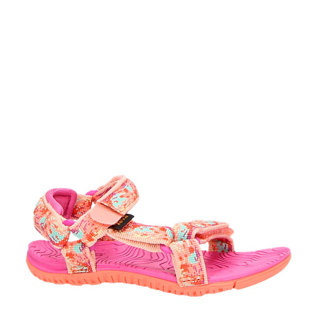 Teva sandalen Hurricane 3 met print roze, Roze