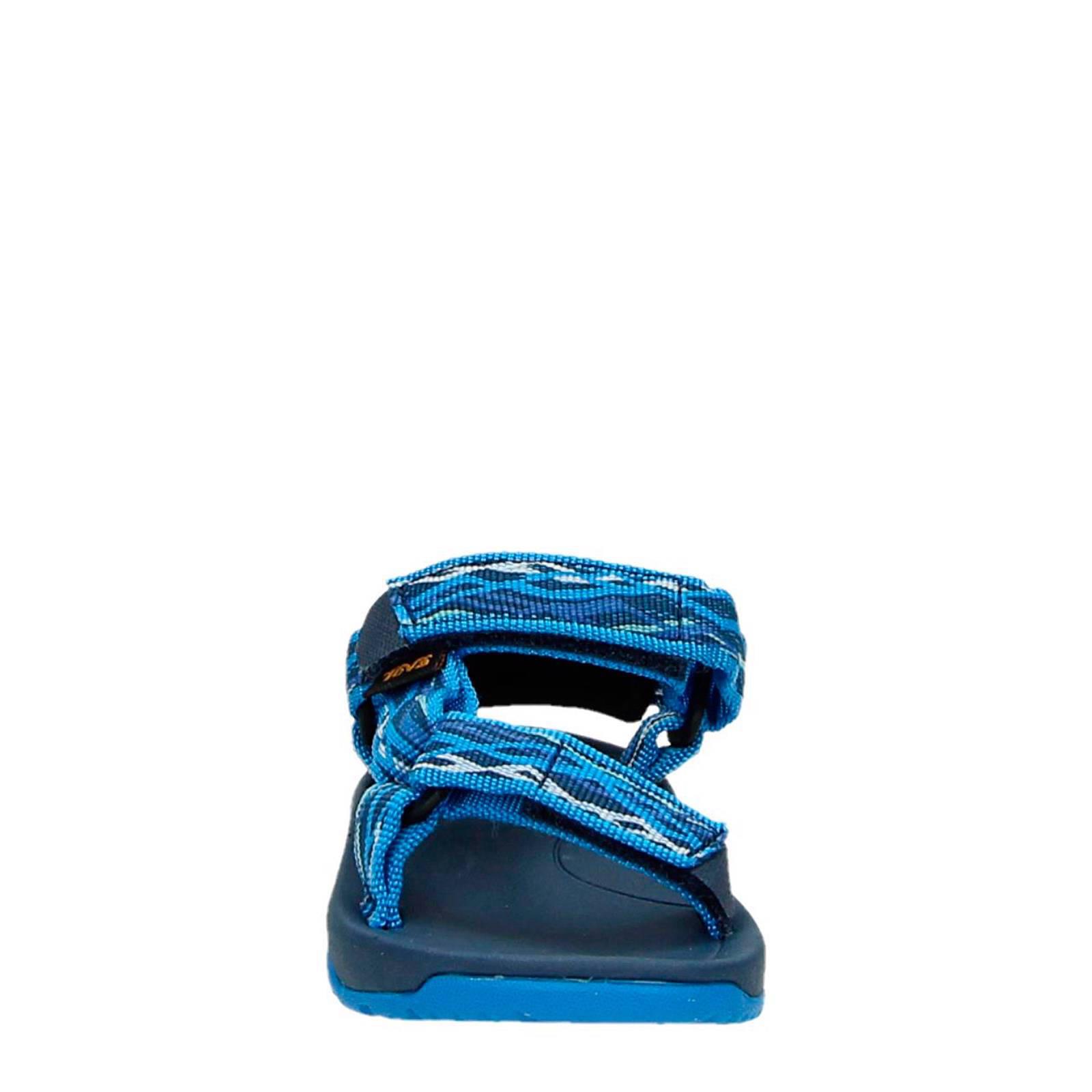 Donkerblauwe Sandalen Teva Hurricane XLT