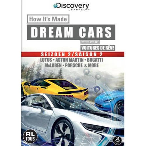 How its made dream cars - Seizoen 2 (DVD) kopen