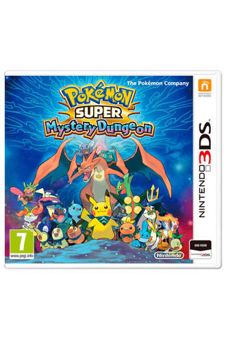 Pokémon Super Mystery Dungeon (Nintendo 3DS)