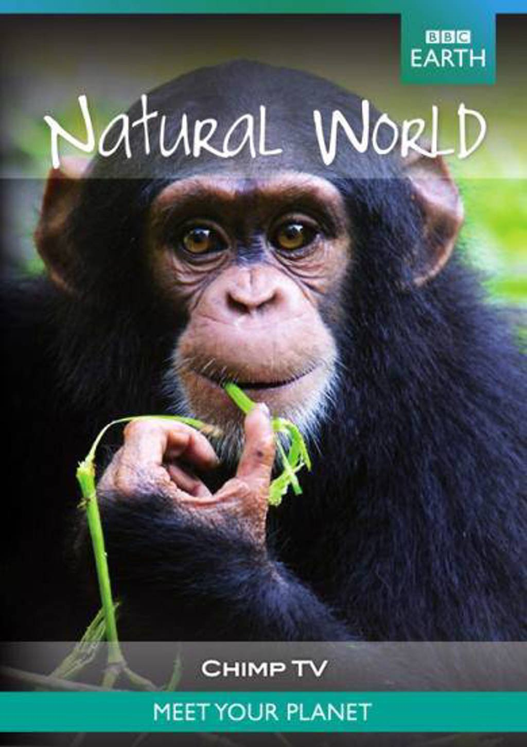 BBC earth - Natural world natural world collection chimp tv (DVD)