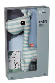 Raffi + boekje knuffel 43 cm