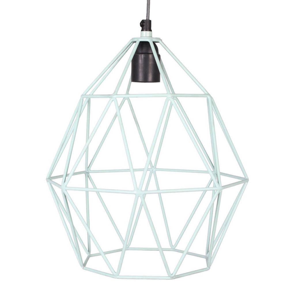Kidsdepot hanglamp Wire, Mint