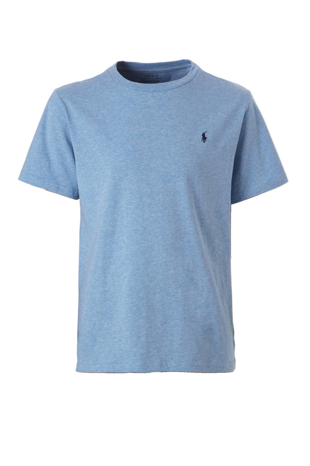 POLO Ralph Lauren T-shirt, Lichtblauw mêlee