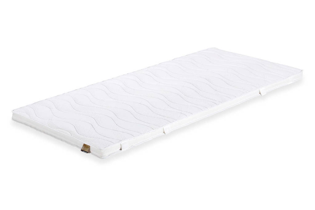 Beter Bed topmatras Gold Foam (80x200 cm), Wit