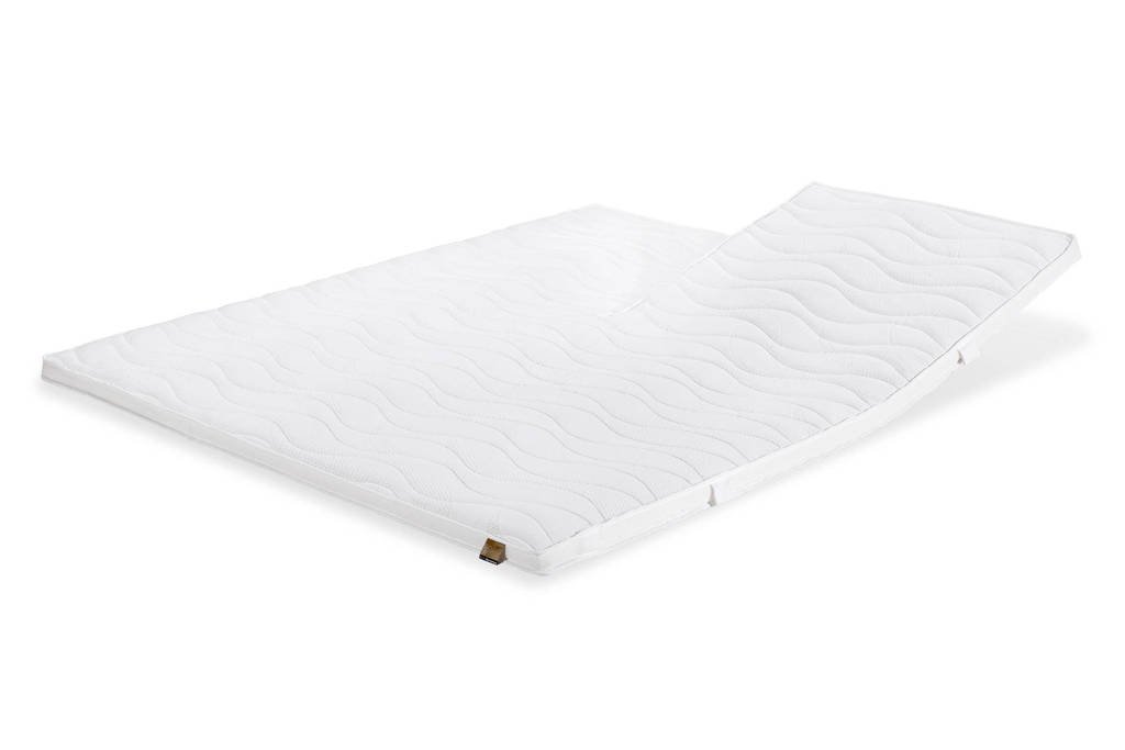 Beter Bed splittopmatras Gold Foam (180x210 cm), Wit