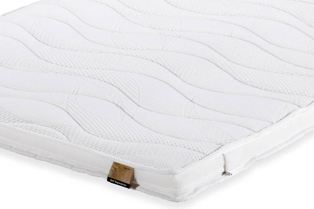 Beter Bed topmatras Gold Gel, 140x210