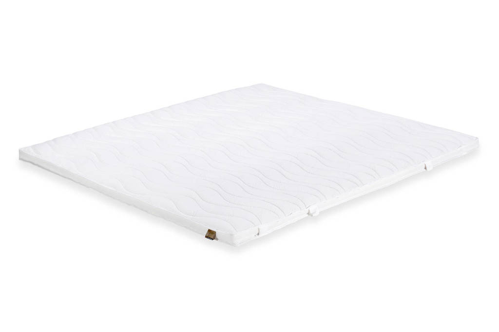 Beter Bed topmatras Gold Latex (160x200 cm), Wit