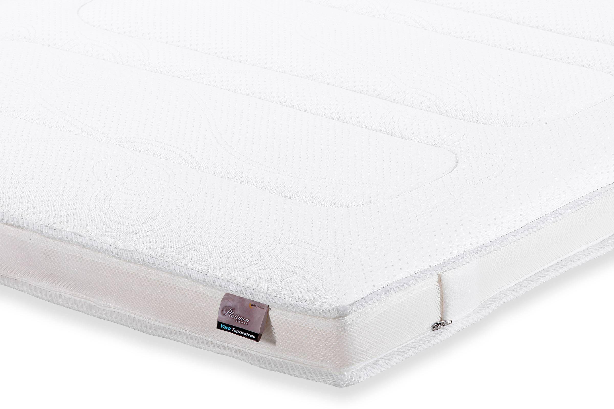 Topmatras Beter Bed.Topmatras Platinum Visco 180x200 Cm